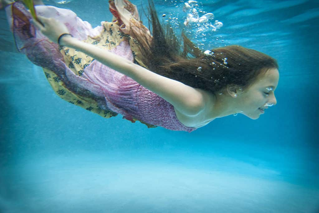 Plávanie vás dokonale pripraví na jarné mesiace