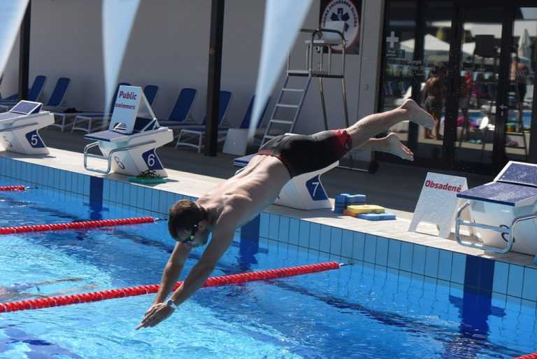 Čilistov tréning Skoky